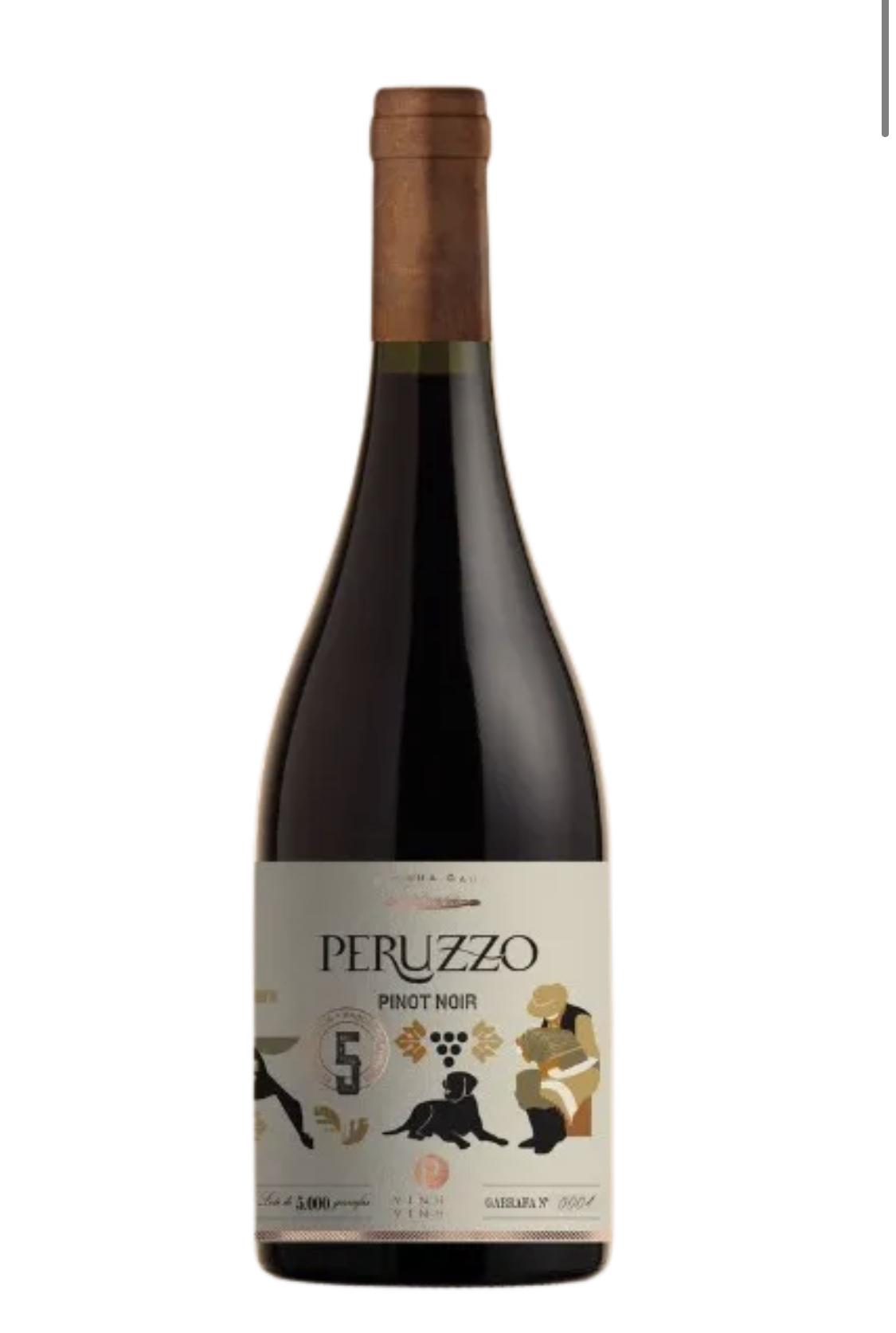 Vinho Peruzzo Pinot Noir 2020