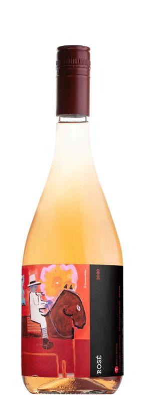 Vinho Rose Bodega Sossego