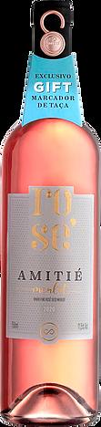 Vinho Rose Merlot Amitié