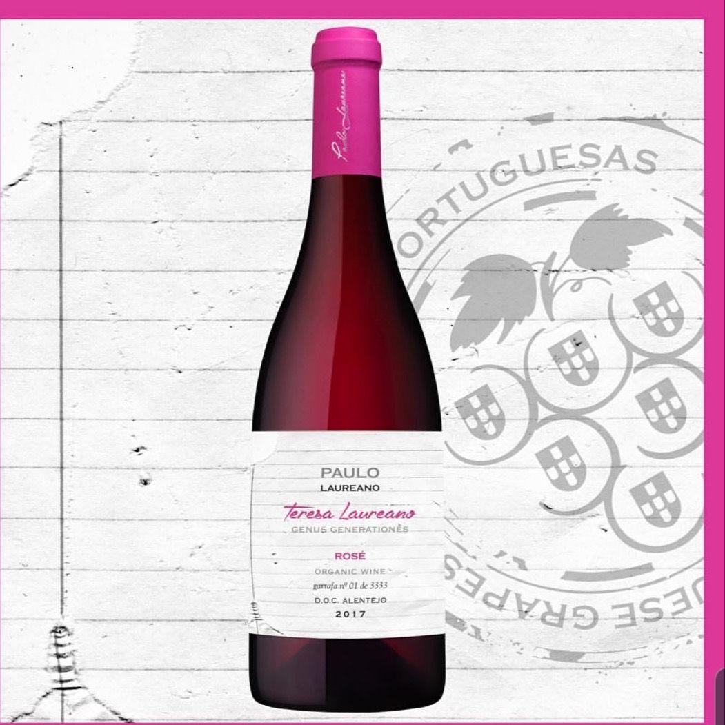 Vinho Rose Teresa Laureano