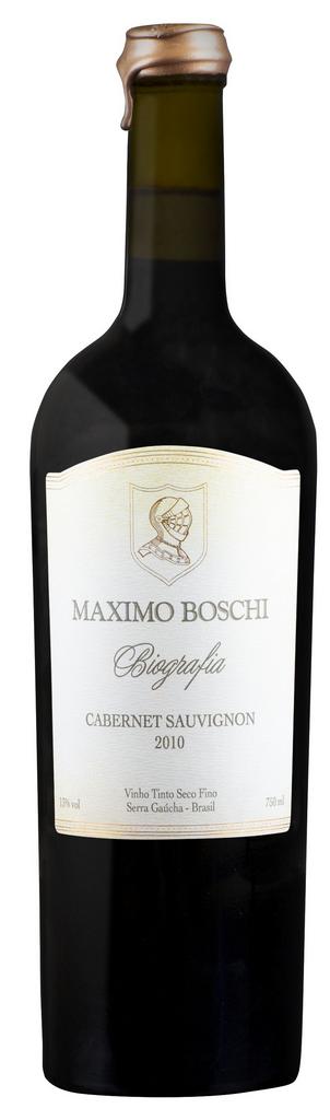 Vinho Tinto Biografia Cabernet Maximo Boschi 2010