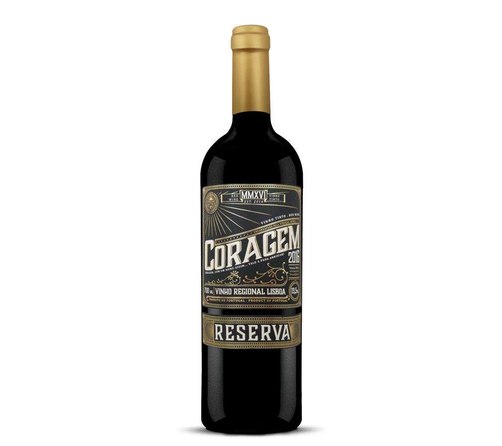Vinho Tinto Coragem Reserva Vidigal Wines