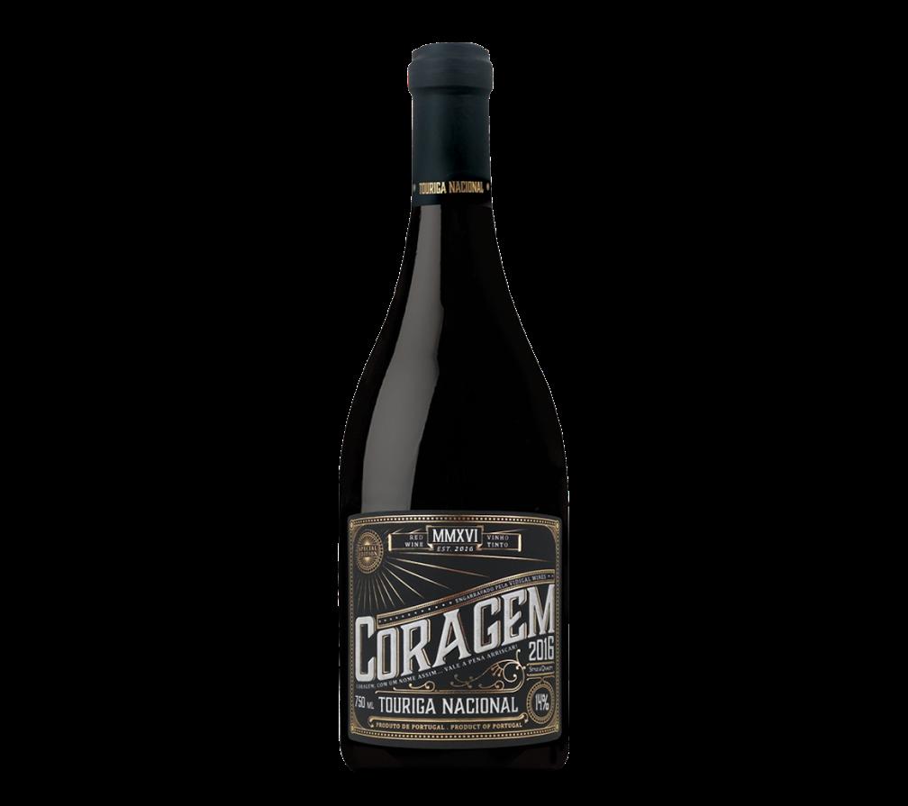 Vinho Tinto Coragem Touriga Nacional Vidigal Wines