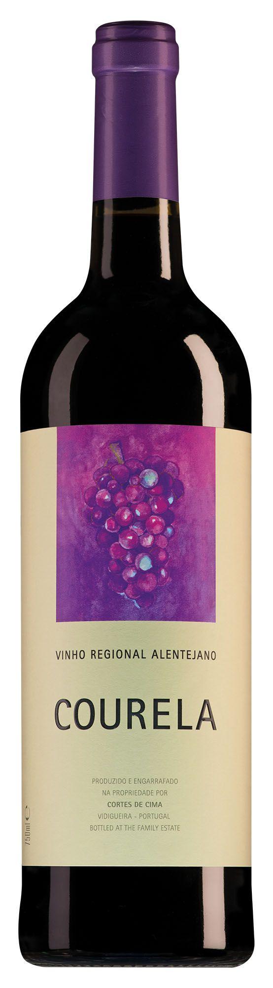 Vinho Tinto Courela Cortes de Cima
