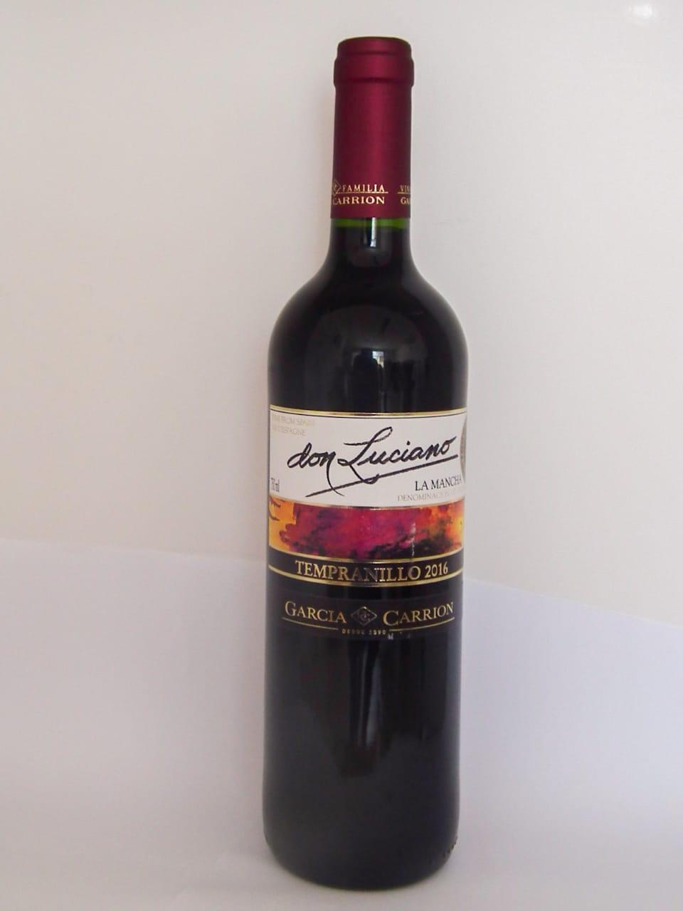 Vinho Tinto Don Luciano Tempranillo