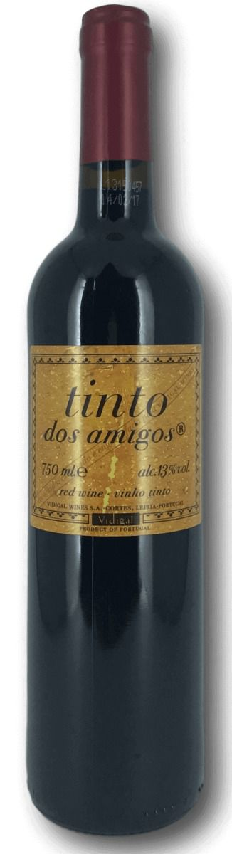 Vinho Tinto dos Amigos Vidigal Wines