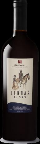 Vinho Tinto Lendas do Pampa Tempranillo