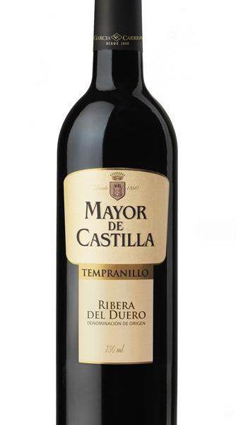 Vinho Tinto Mayor de Castilla Tempranillo