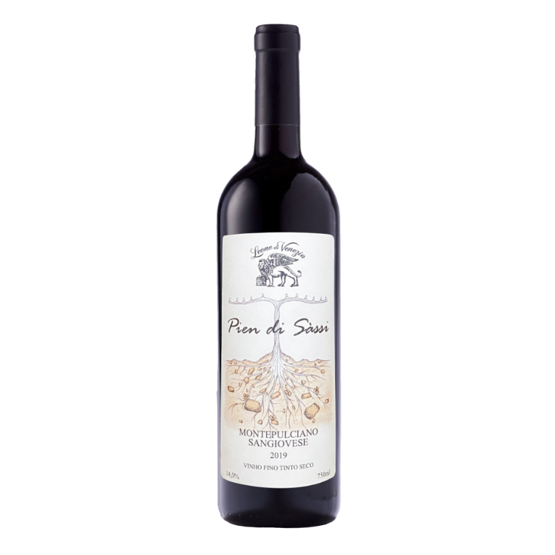 Vinho Tinto Pien di Sassi 2019
