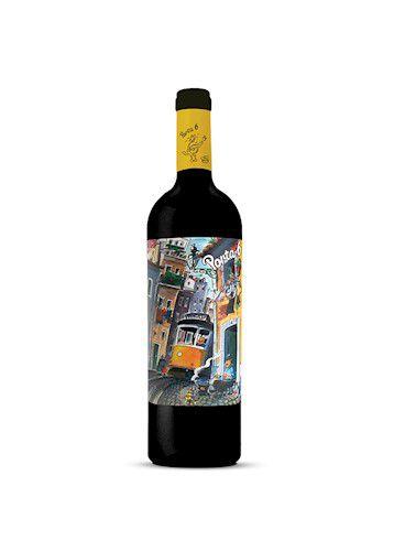 Vinho Tinto Porta 6 Vidigal Wine