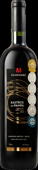 Vinho Tinto Rastros do Pampa Cabernet Sauvignon