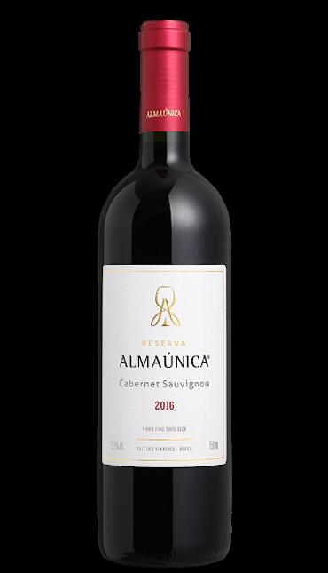 Vinho Tinto Reserva Cabernet Sauvignon Safra 2016