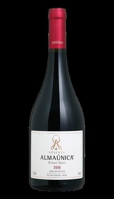 Vinho Tinto Reserva Pinot Noir Safra 2018