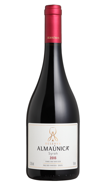 Vinho Tinto Reserva Syrah Safra 2016