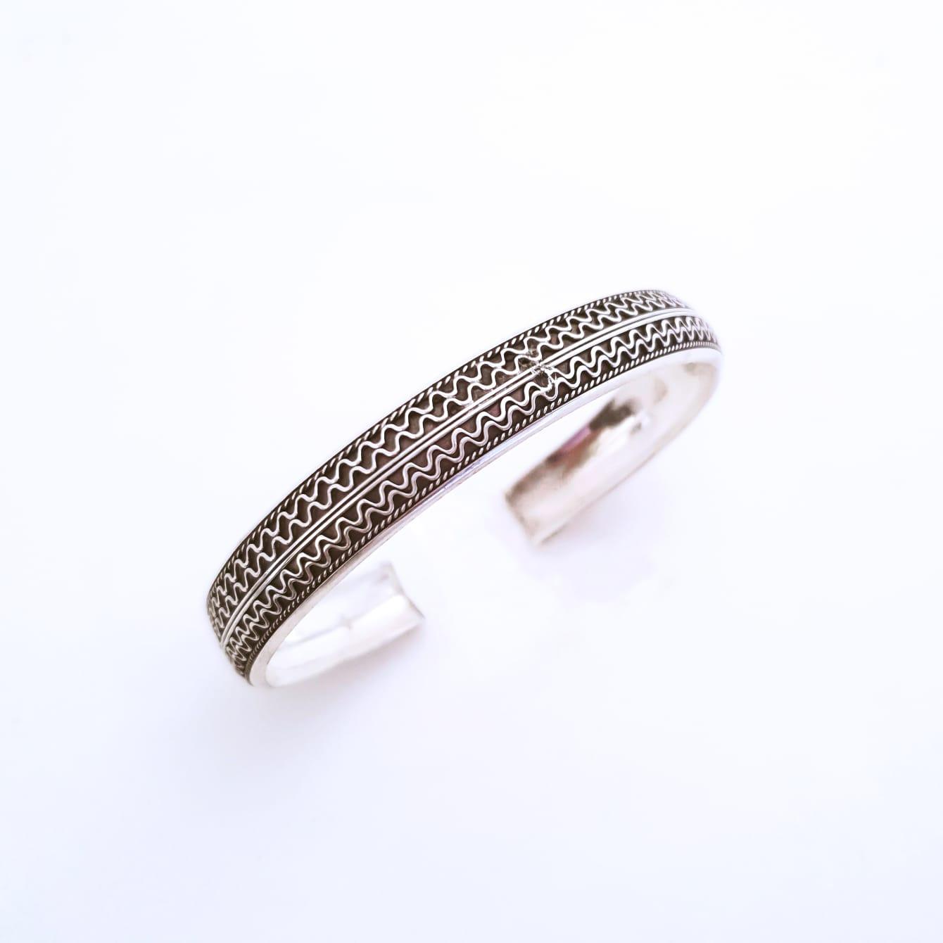 Bracelete de Prata Thay