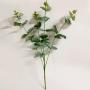 Folhagem Eucalipto - Verde ou Marsala - 40cm - UN