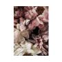Quadro Flor Tons Pasteis Mix