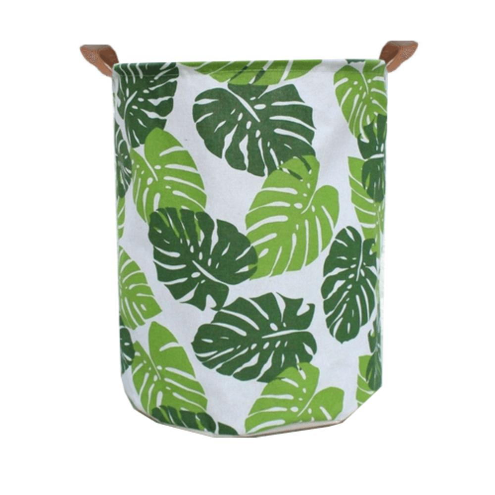 Cesto Organizador Laundry Basket - Costela de Adão