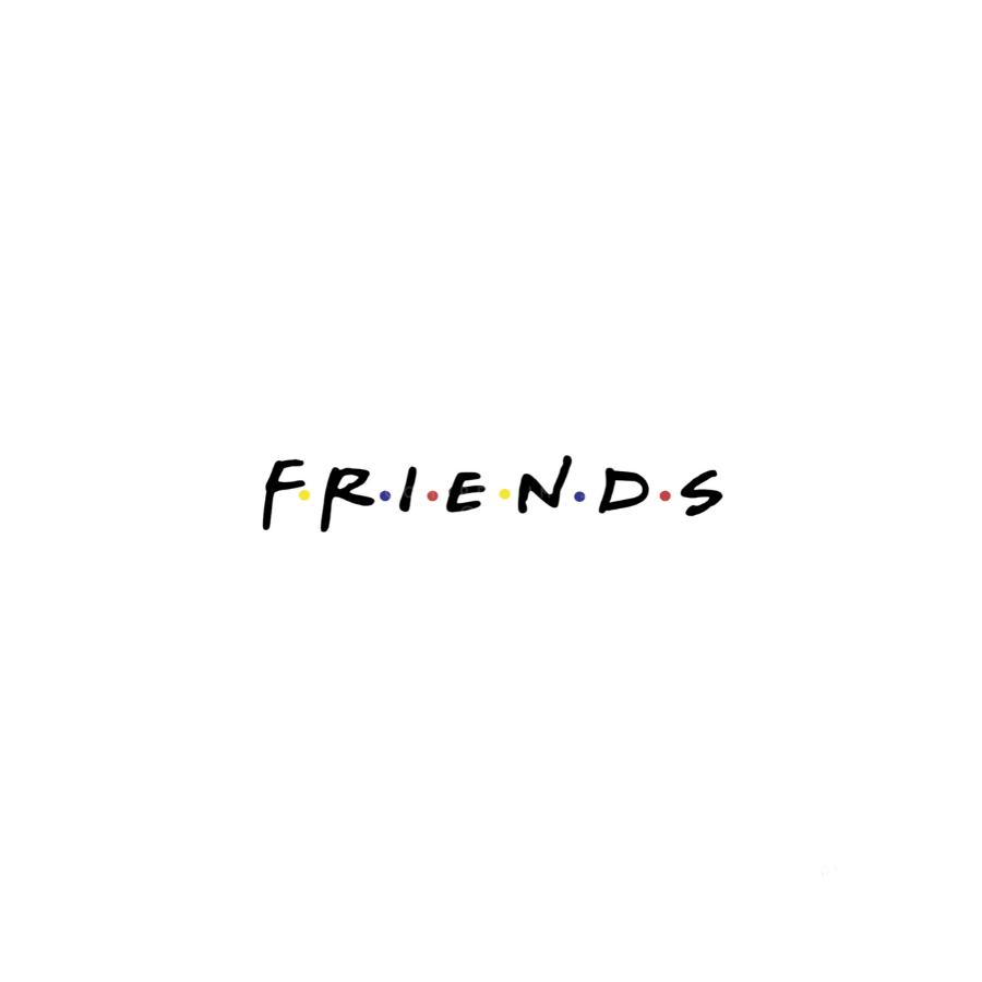 Quadro Coleção Friends - 1