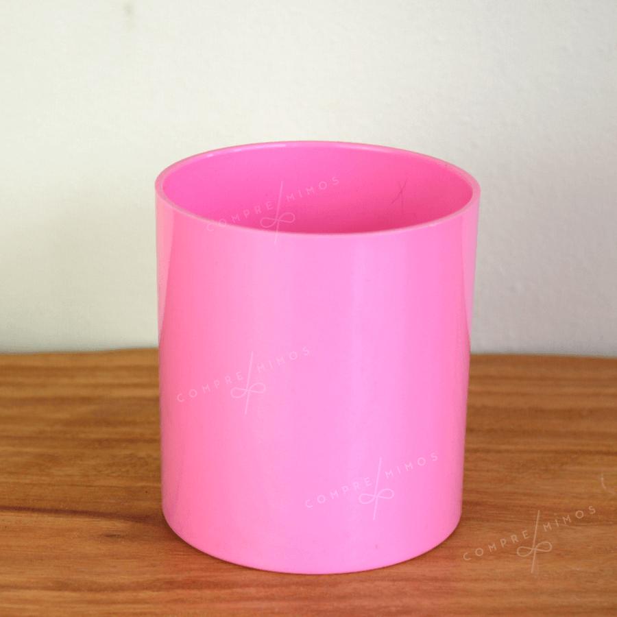 Copo de Polímero Colorido