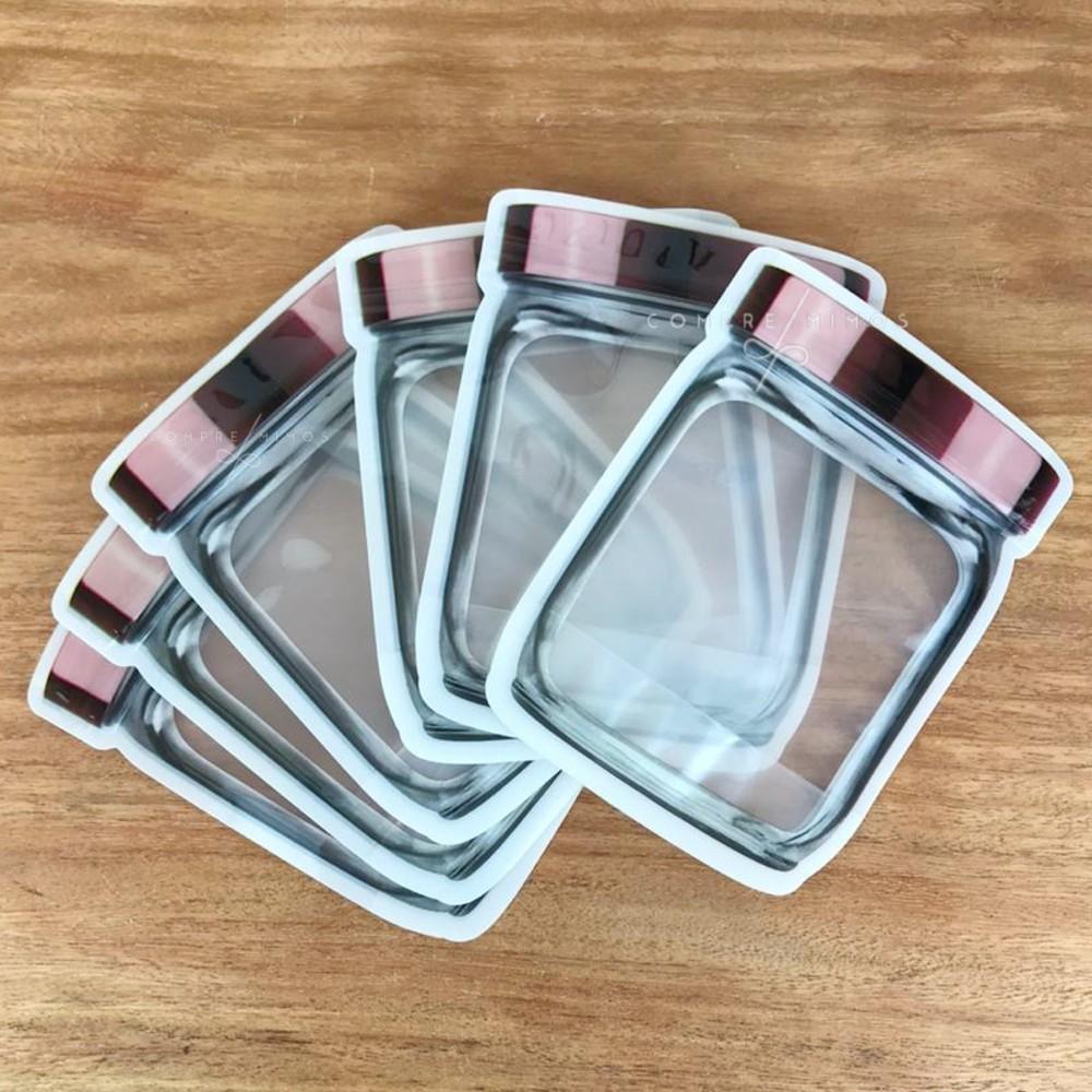 Embalagem Com Lacre - 6 Unidades - 11x14,5cm