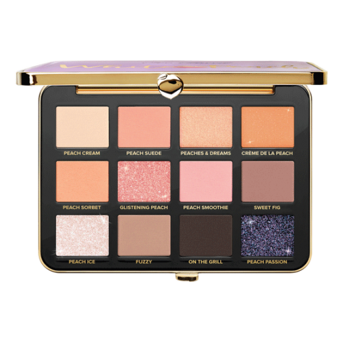 Paleta De Sombra Too Faced White Peach Compremimos
