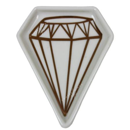 Pratinho Diamante - 11,5x9cm