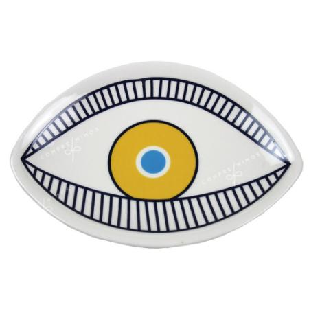 Pratinho Olho Colorido - Coleção Mistic