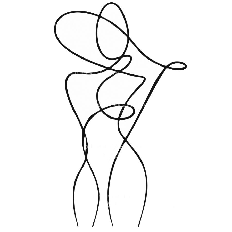 Quadro Woman