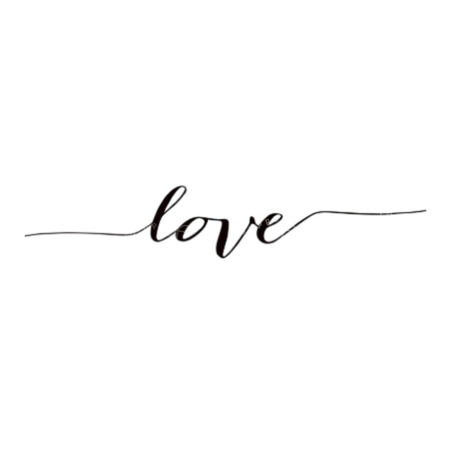 Quadro Love Details