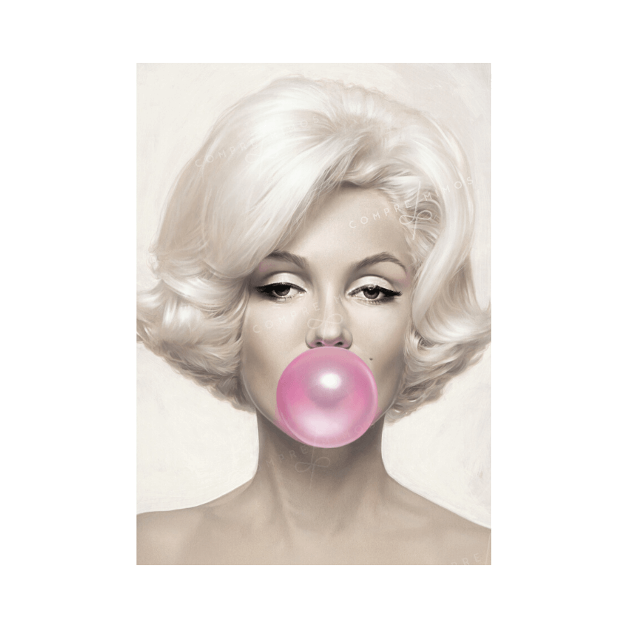 Quadro Marilyn Monroe