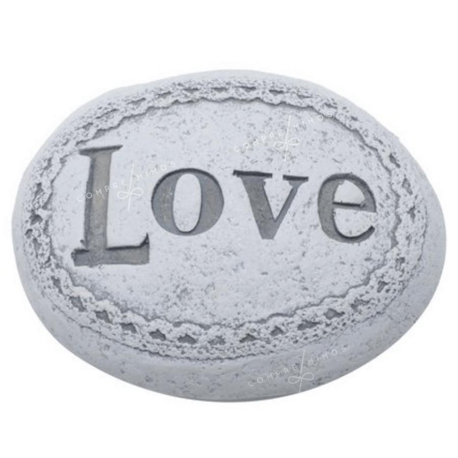 Sabonete Decorativo de Concreto - LOVE