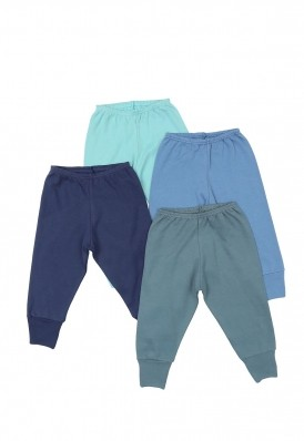 Kit 4 peças calça Best Club Baby azul