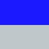 Azul e Cinza Claro