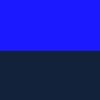 Azul e Azul Marinho