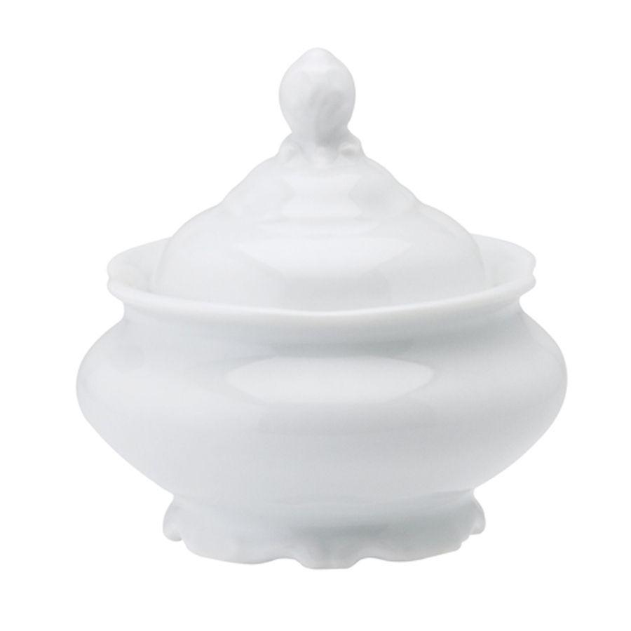 Açucareiro de Porcelana 300ml Pomerode