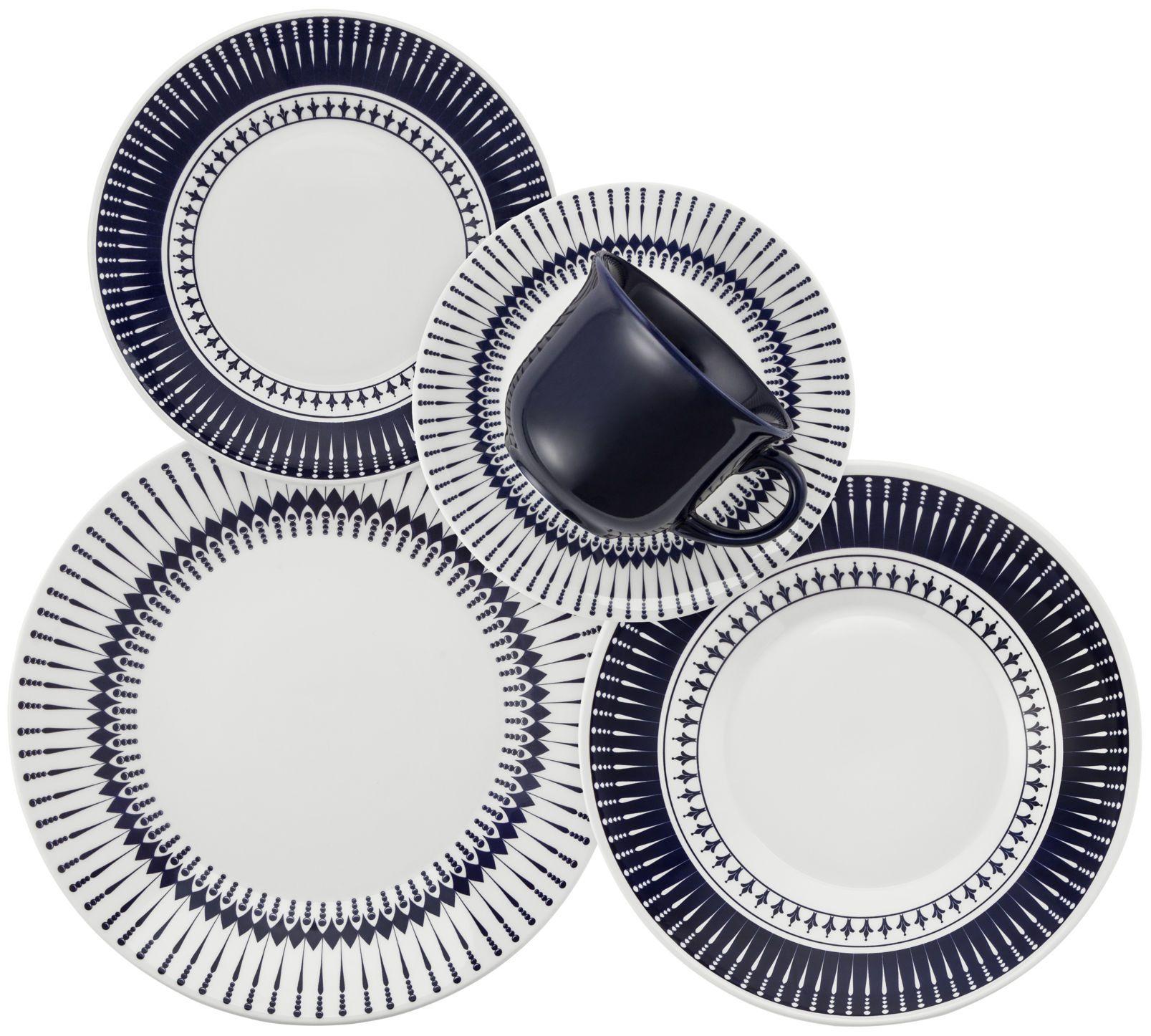 Aparelho de Jantar 20 pçs Colb Biona