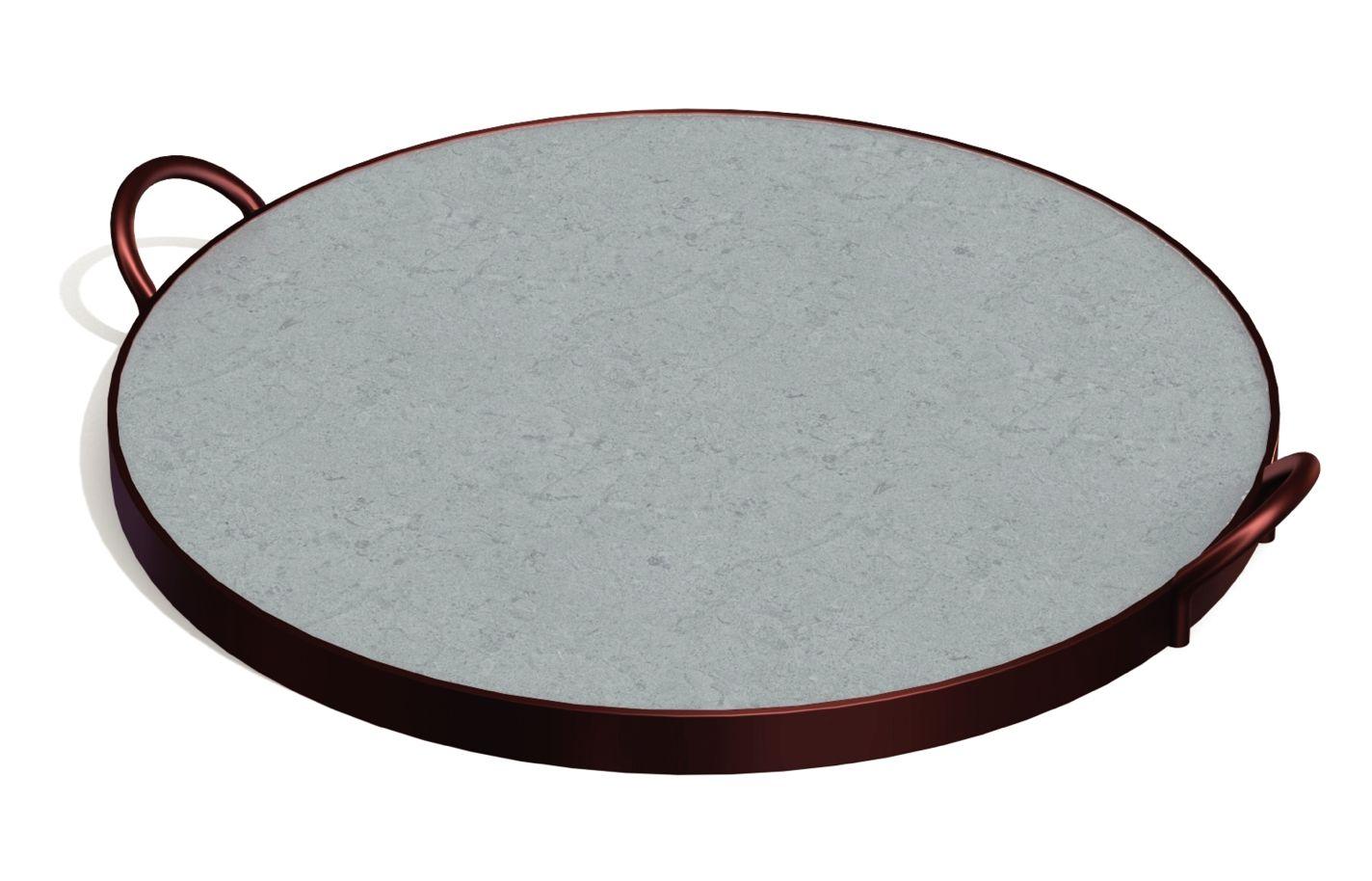 Assadeira 38cm de Pedra Sabão