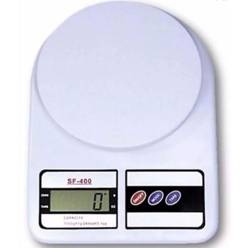 Balança Digital de Cozinha Capacidade 10Kg 24x17 cm