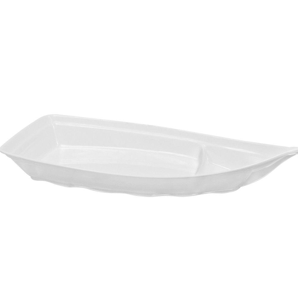 Barco de Melamina Sushi Sashimi 41,3x18cm