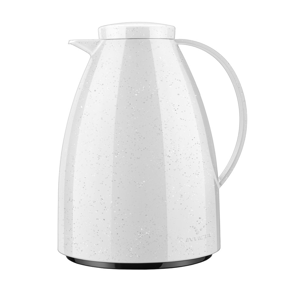Bule Viena 750ml Branco Ceramic