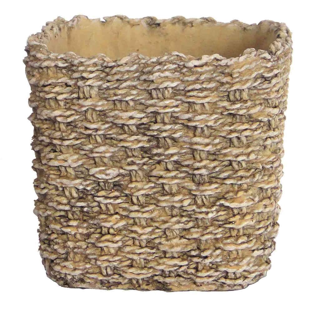 Cachepot  15x16 cm de Cimento