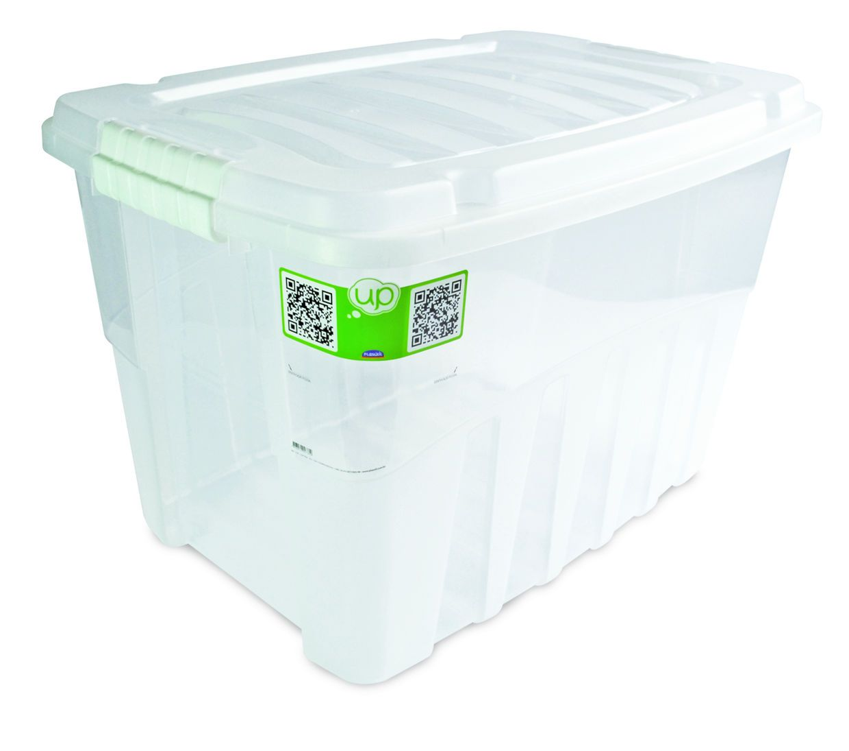 Caixa Gran Box Alta 29,0 L Transparente