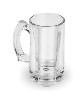 Caneca Beer de Vidro 360ml – Especial para Freezer