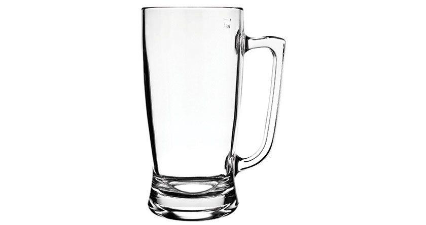 Caneca Cerveja Vidro 600ml Taberna