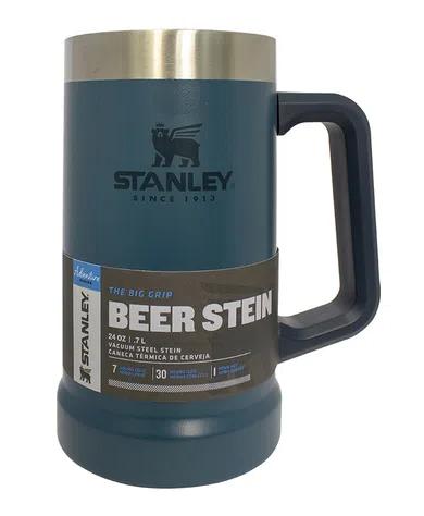 Caneca Térmica de Cerveja Azul Stanley 709ml