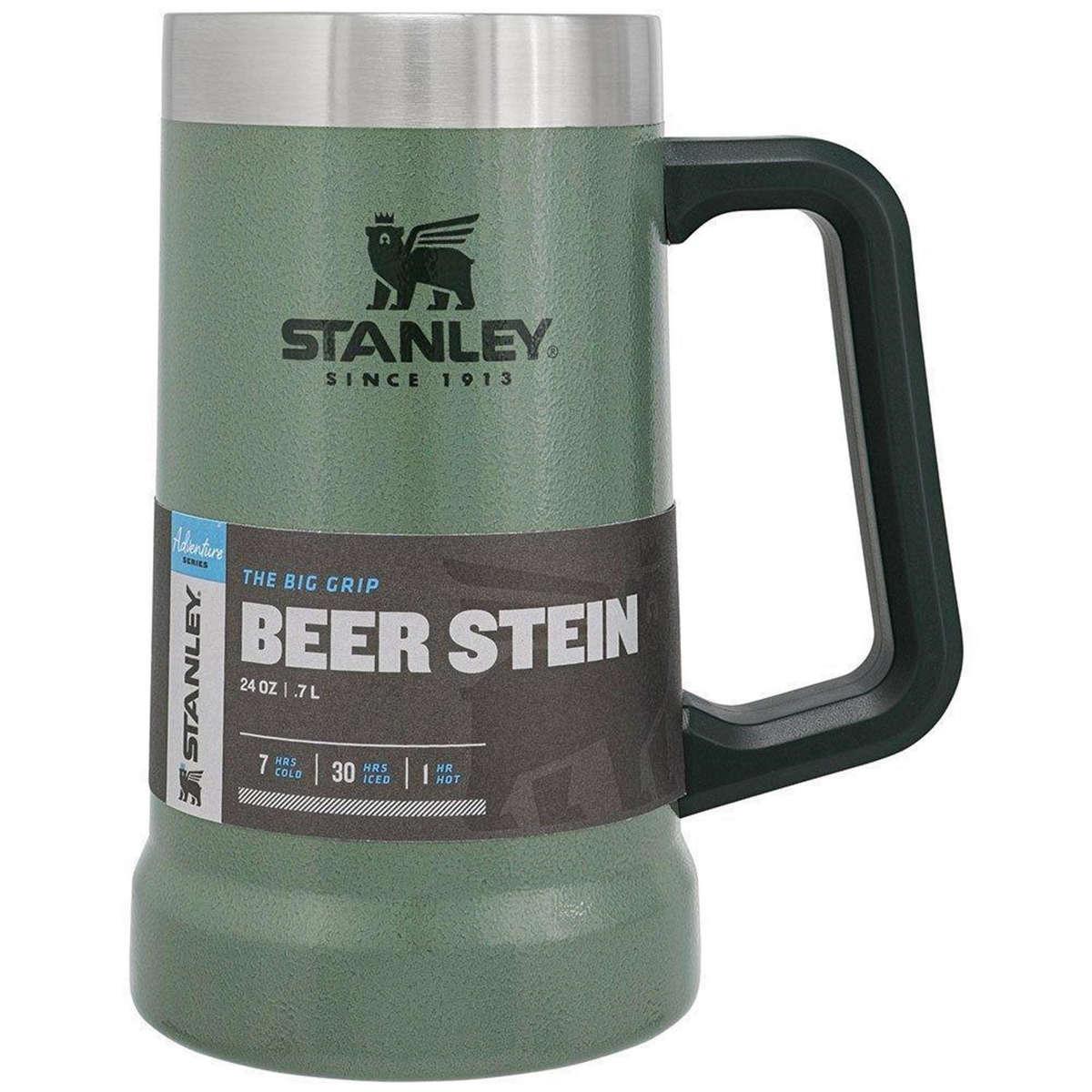 Caneca Térmica de Cerveja Verde Stanley 709ml