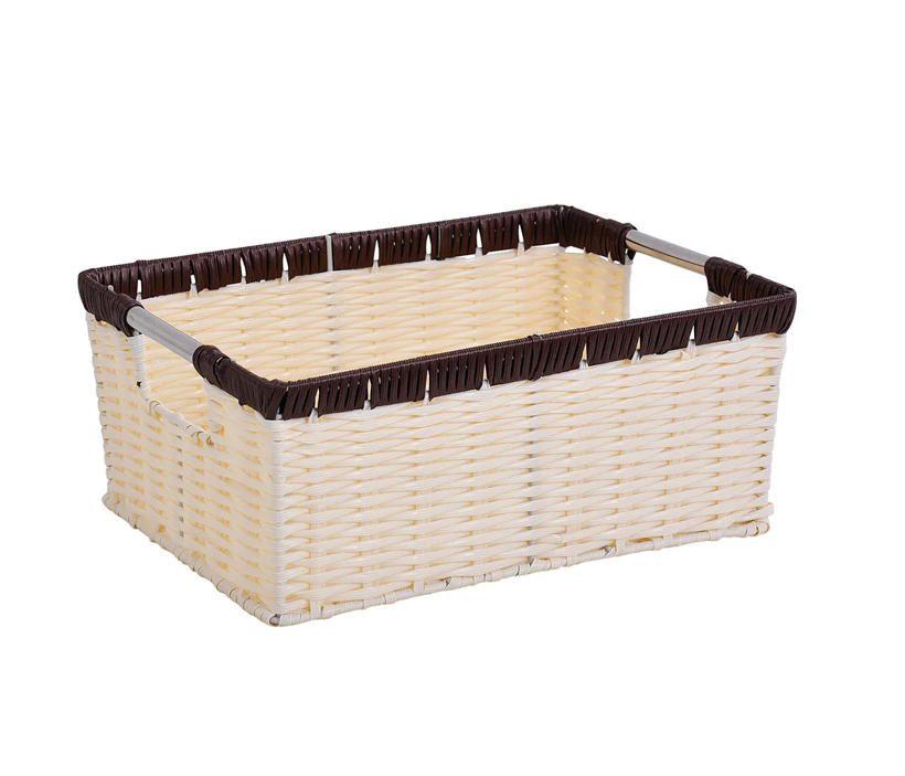 Cesto Organizador com Alça 24x16x10cm