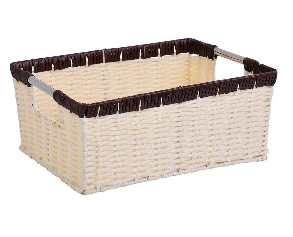Cesto Organizador com Alça 30x22,5x12cm