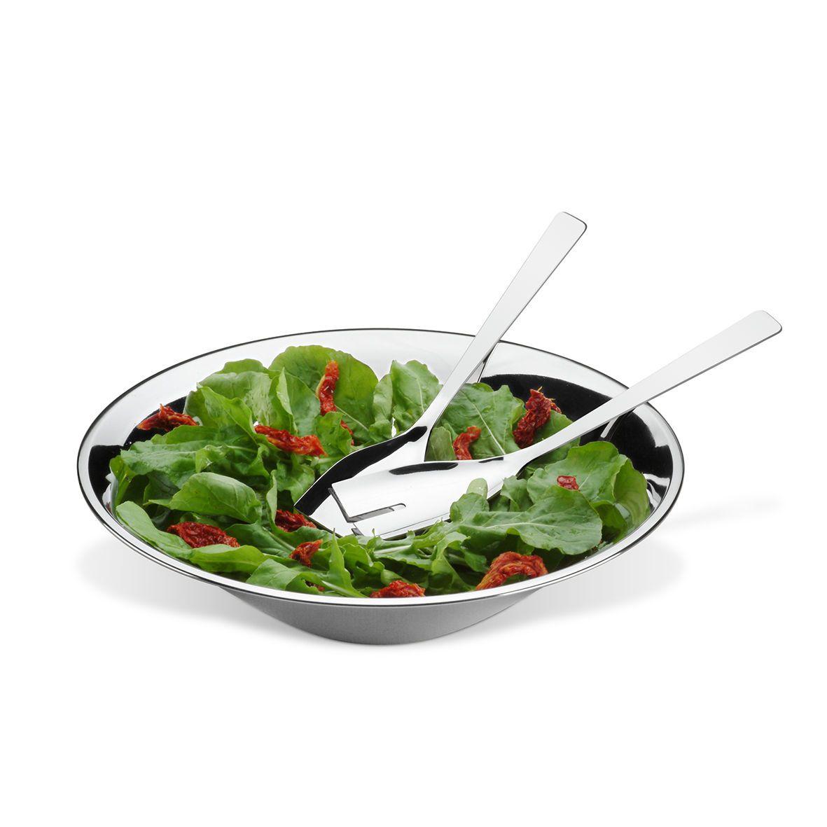 Conjunto para Salada Inox 30cm Suprema